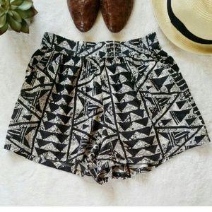 Mossimo Tribal Print Soft Shorts
